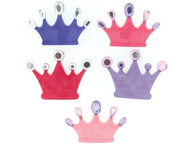 Dress It Up Embellishments-Crowns
