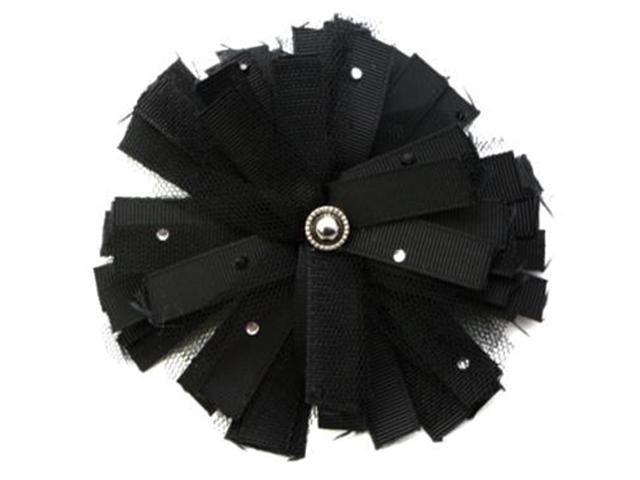 Laliberi-Julie Comstock Embellish A Bloom Kit-Dark Black