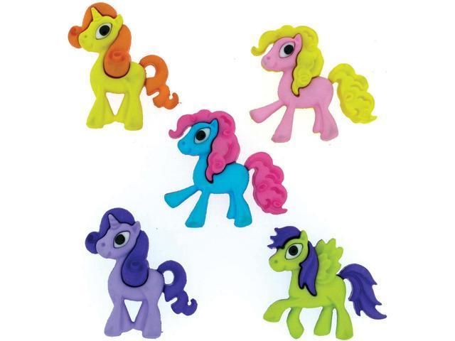Dress It Up Embellishments-Pony Parade