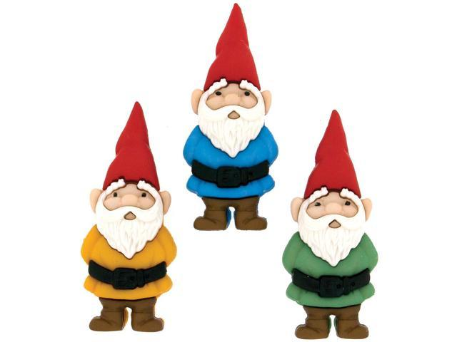Dress It Up Embellishments-Garden Gnomes