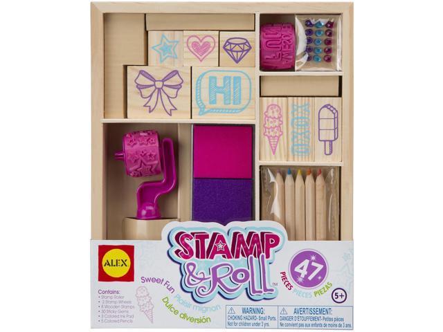 Stamp & Roll Sweet Fun Kit-