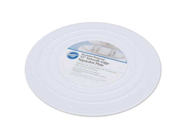 "Decorator Preferred Separator Plate-12"" Round"