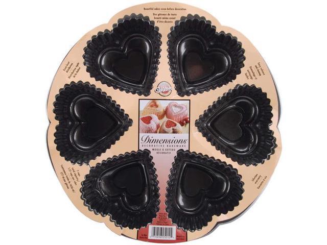 Dimensions Cake Pan-Mini Heart 12