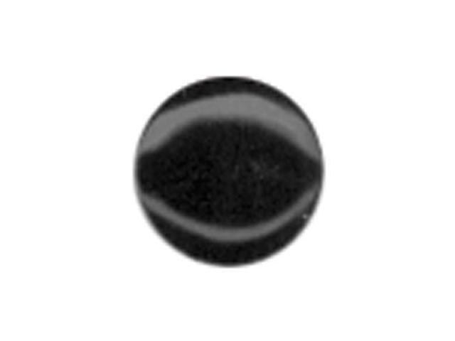 Metal Stickers Nailheads 3mm Round 125/Pkg-Black