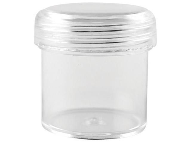 Bead Storage Screw-Top Cups 1.7oz 4/Pkg-