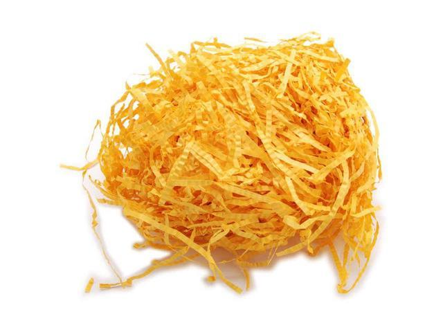 Krinkled Shreds 2oz-Canary Yellow