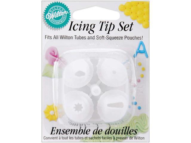Icing Tip Set-5 Pieces