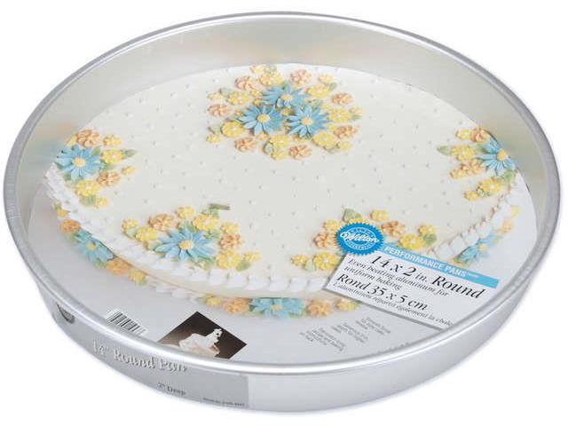 "Performance Cake Pan-14""X2"" Round"