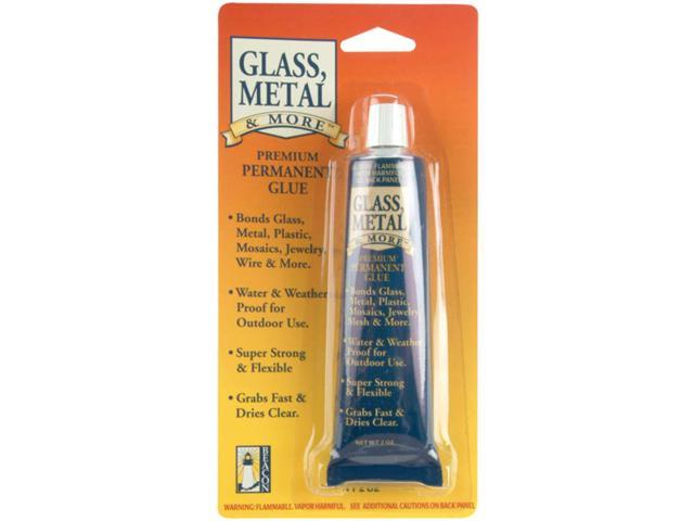 Beacon GM2OZ Glass- Metal & More Premium Permanent Glue
