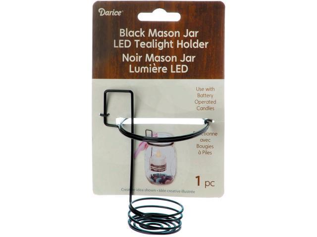 Mason Jar Tealight Holder 3