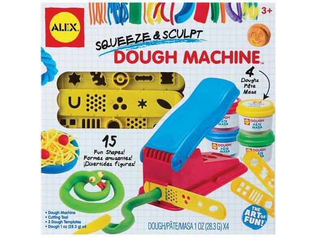 Squeeze & Sculpt Dough Machine Set-