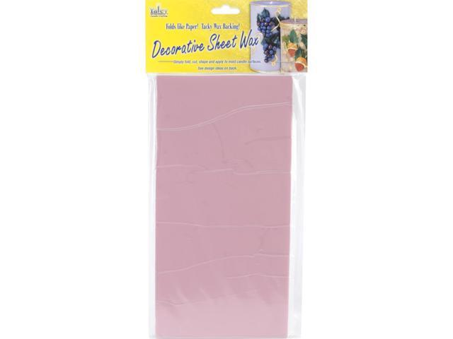 Decorative Wax Sheets 8/Pkg-Country