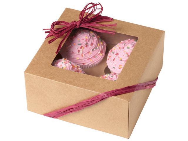 Cupcake Window Boxes 6.25
