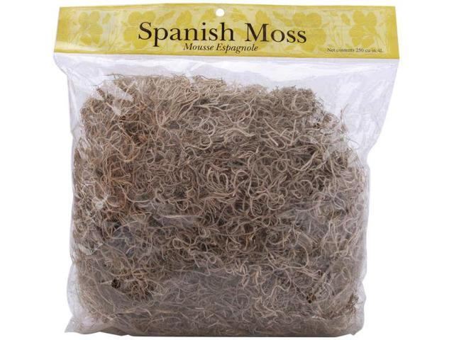 Spanish Moss 8oz-Natural