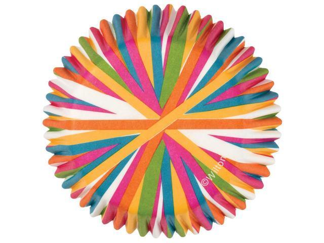 Standard Baking Cups-Color Wheel 75/Pkg