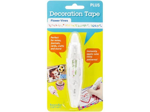 Decoration Tape Pen-Flower Vines