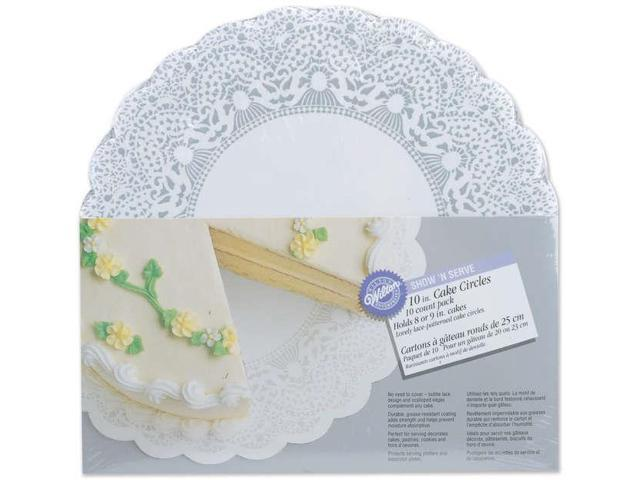 Show 'N Serve Cake Boards-10