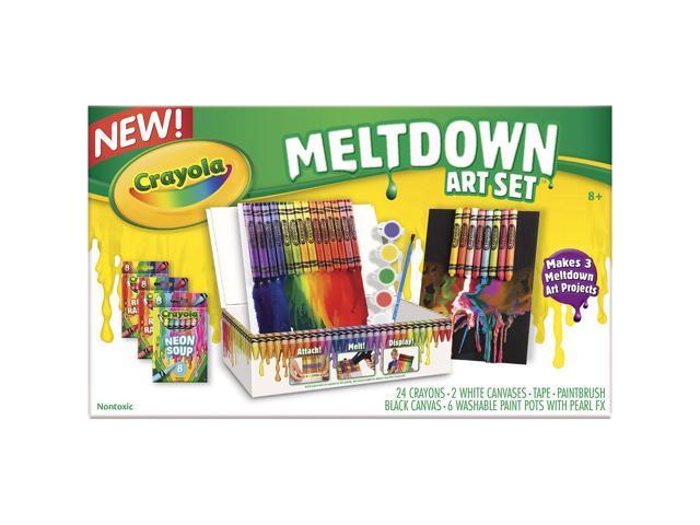 Crayola Meltdown Art Set-