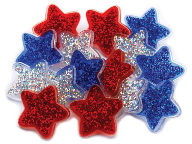 Dress It Up Holiday Embellishments-Star Spangled