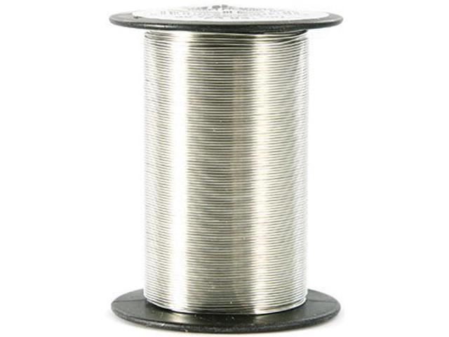 Craft Wire 24 Gauge 25yd-Silver