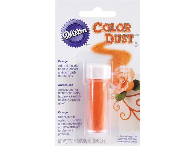 Color Dust 3grams/Pkg-Orange