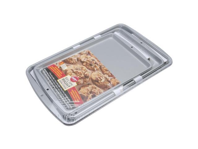 Recipe Right Cookie Pans 3/Pkg-9
