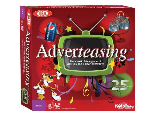 Adverteasing Board Game-
