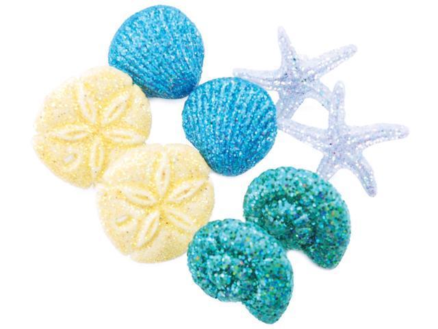 Dress It Up Embellishments-Seashells