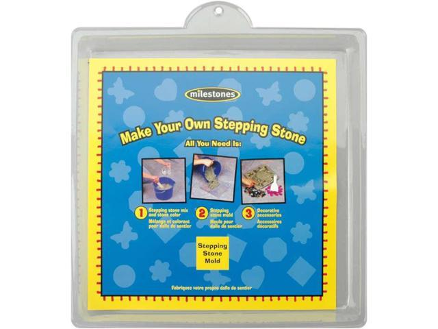 Stepping Stone Mold-Square 12'