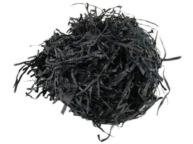 Krinkled Shreds 2oz-Black