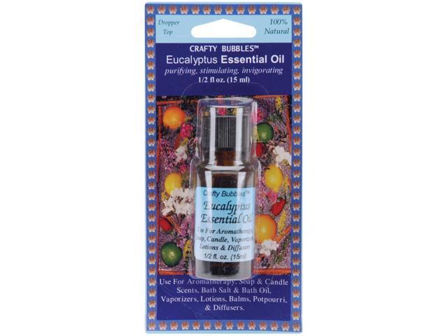 Essential Oil .5oz-Eucalyptus