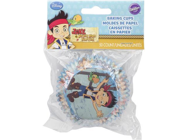 Standard Baking Cups-Jake And The Never Land Pirates 50/Pkg