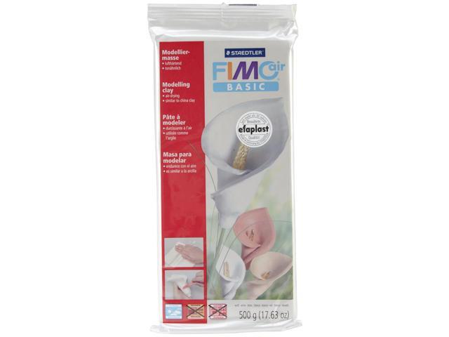 Fimo Air-Dry Clay 1.75 Ounces-White