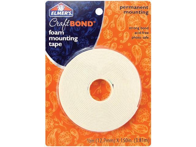Elmer's CraftBond(R) Permanent Foam Mounting Tape-.5