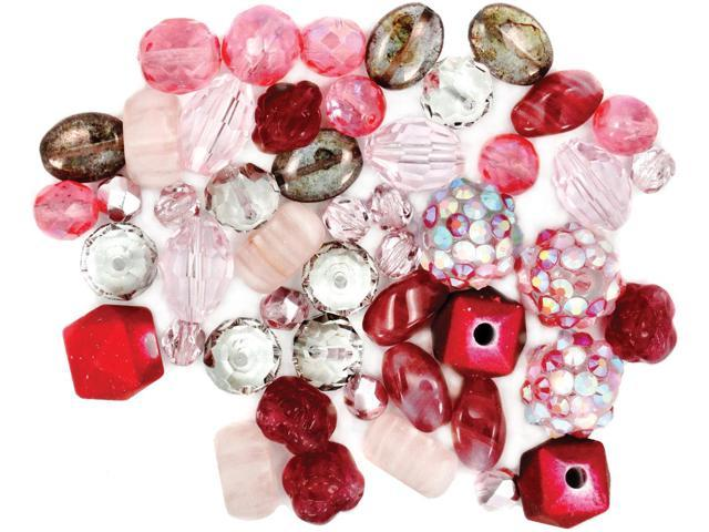 Design Elements Beads 28g-Shanghai Express