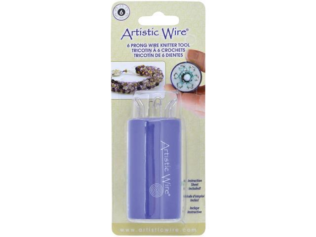 Artistic Wire Knitter Tool-4 Prong