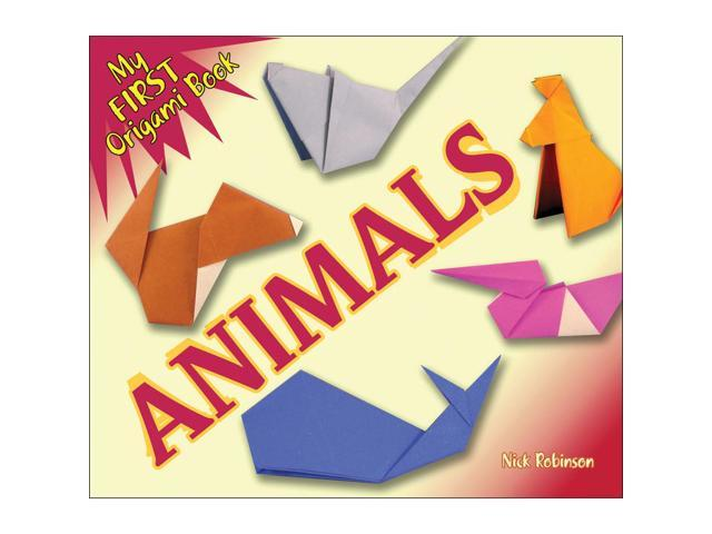 Dover Publications-My First Origami Book: Animals
