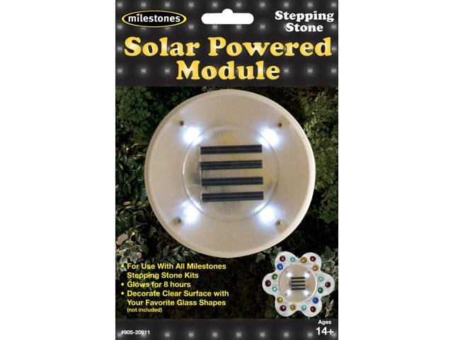 Stepping Stone Solar Powered Module-