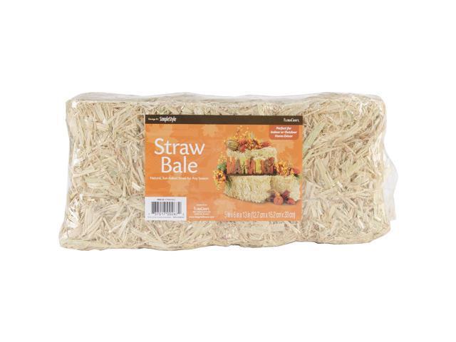 Straw Bale 6