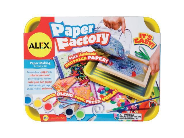 Paper Factory Kit-