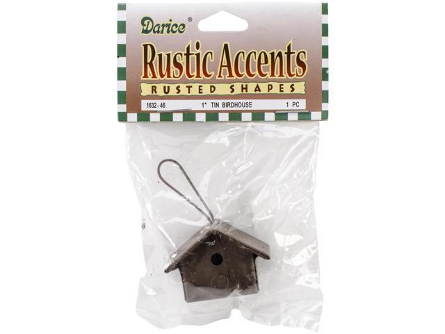 Timeless Miniatures-Rusted Birdhouse