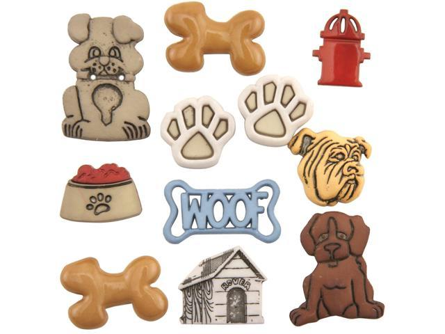 Button Theme Pack-Dog Gone It!