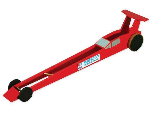 Model Activity Kits-Dragster 11.375
