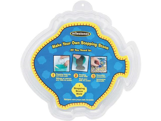 Stepping Stone Mold-Fish 12