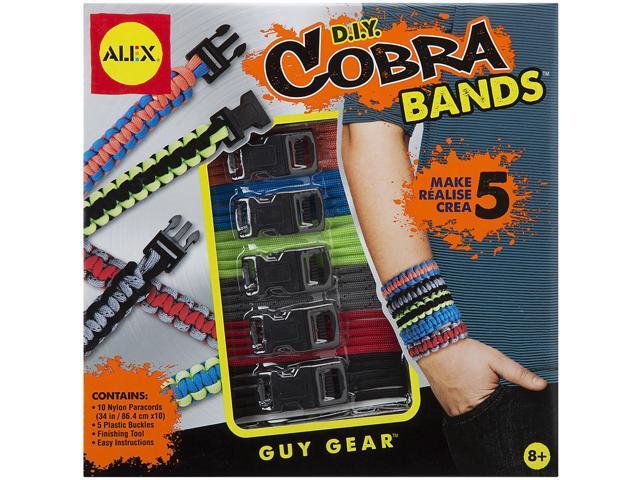 Diy Cobra Bands Kit-
