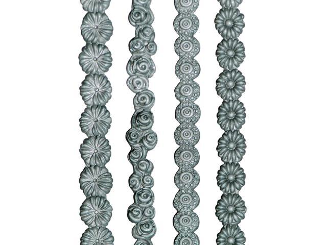 Lisa Pavelka Border Mold-Daisy Chain