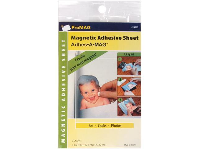 ProMag Adhesive Magnetic Sheets-5