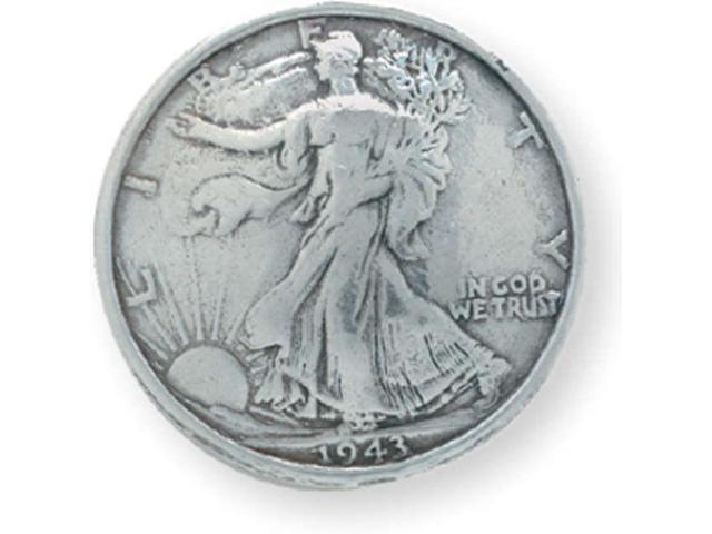 Concho Silver Screwback 1.1875