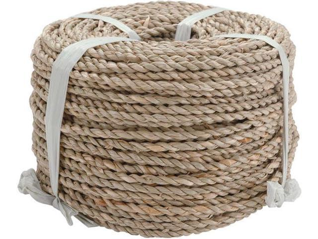Basketry Sea Grass #1 3mmX3.5mm 1lb Coil-Approximately 210'