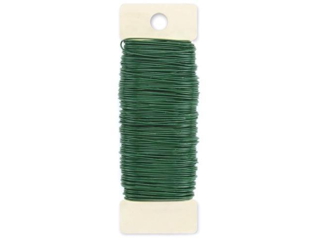 Paddle Wire 22 Gauge 110'-Green